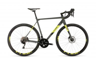 Cube Cross Race Pro - Diamant -  grey´n´flashyellow 2020