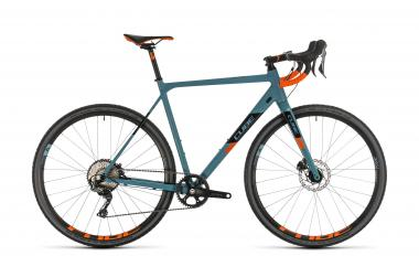 Cube Cross Race SL - Diamant -  bluegrey´n´orange 2020