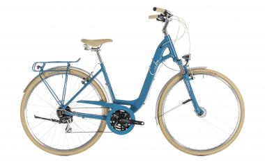 Cube Ella Ride blue´n´cream 2019