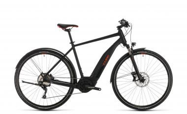 Cube Nature Hybrid EXC 500 Allroad - Men -  black´n´red 2020