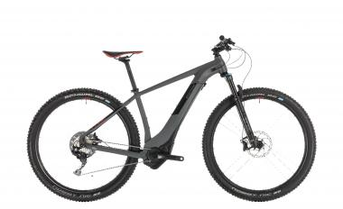 Cube Reaction Hybrid SLT 500 grey´n´red 2019 - MTB 29 -