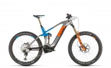 Cube Stereo Hybrid 160 HPC Actionteam 27.5 625 actionteam - Diamant -  actionteam 2020