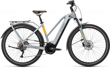 Cube TOURING HYBRID PRO 625 Grey´n´orange  2021 - 625Wh 29