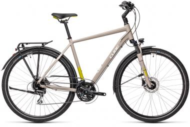 Cube TOURING PRO Grey´n´green  2021 - 28