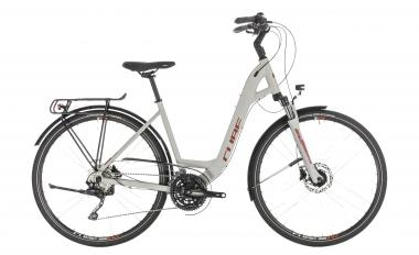 Cube Touring EXC grey´n´orange