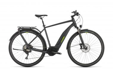 Cube Touring Hybrid EXC 500 - Men -  iridium´n´green 2020