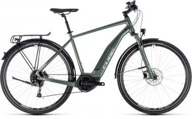 Cube Touring Hybrid ONE 500 - Men 28 - frostgreen´n´silver 58