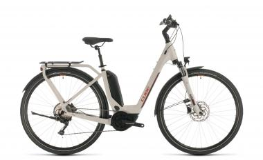 Cube Touring Hybrid Pro 500 - Easy Entry -  grey´n´red 2020