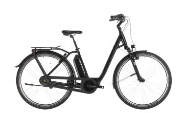 Cube Town Hybrid EXC 400 black edition 2019 - Easy Entry 28 -