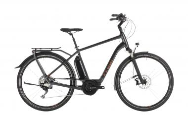 Cube Town Sport Hybrid EXC 500 iridium´n´copper 2019 - Men 28 -