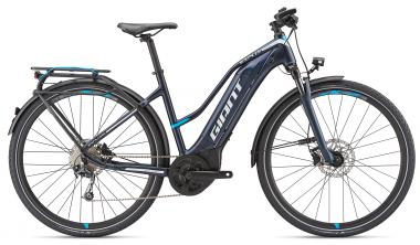 Giant Explore E+ 2 STA Deepblue-Lightblue-Grey Matt 2019 - 500 -