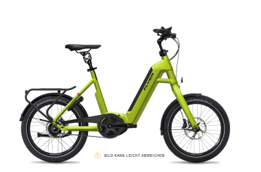 Flyer Upstreet1 5.00 Lime Green Gloss 2020 - Comf 500Wh -