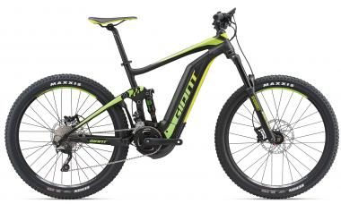 Giant Full-E+ 2 Black/Green/Lemon 2018 - 27.5 -