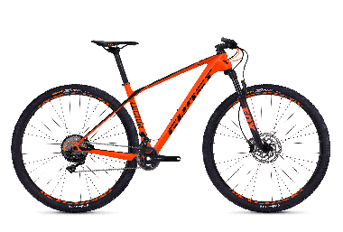 GHOST LECTOR 4.9 LC Neon orange NIGHTBLACK - 2018 - Uni 29 -