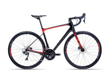 Giant Defy Advanced 1 Carbonblack-Red Matt-Gloss 2019