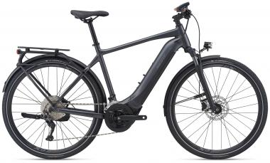 Giant EXPLORE E+ 1 625WH GTS Gunmetal Black Matt Gloss  2021 - 625Wh 28