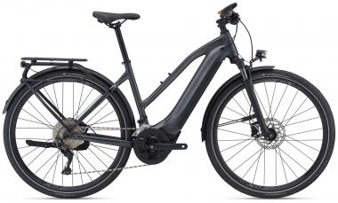 Giant EXPLORE E+ 1 625WH STA Gunmetal Black Matt Gloss  2021 - 625Wh 28