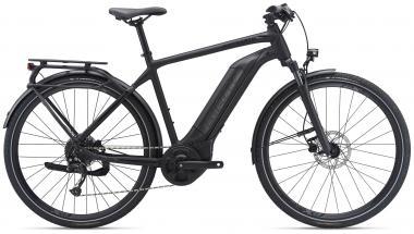 "Giant EXPLORE E+ 3 GTS Black Matt Gloss  2021 - 500Wh 28"" -"