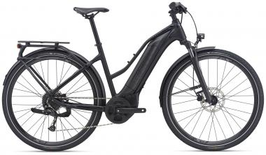 Giant EXPLORE E+ 3 STA Black Matt Gloss  2021 - 500Wh 28
