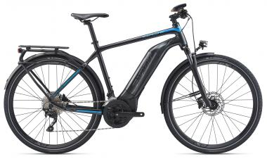 Giant Explore E+ 1 GTS Coreblack / Cyanblue 2020