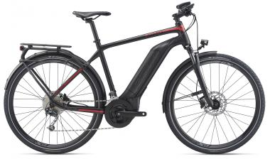 Giant Explore E+ 2 GTS Black / Red Matt 2020