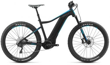 Giant Fathom E+ 2 Black-Blue Matt