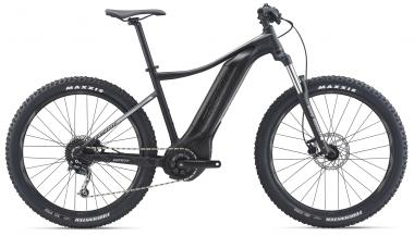 Giant Fathom E+ 3 PWR 27,5 Black Matt 2020