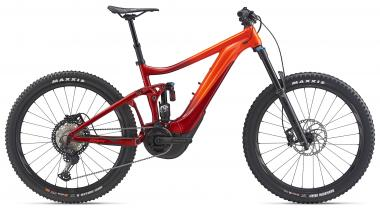 Giant Reign E+ 1 Pro PWR6 Neonred / Metallicred 2020