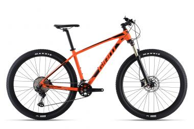 Giant Terrago 2 Orange / Solidblack Matt 2020