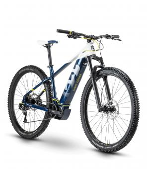 Husqvarna Light Cross 6 White / Blue / Yellow