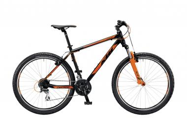 KTM CHICAGO 27.24 CLASSIC black matt (orange)