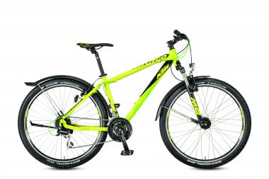 KTM CHICAGO 27.24 Street 24s Acera neonyellow (black green) 2017