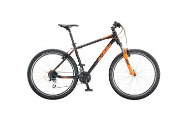 KTM CHICAGO CLASSIC 27 black matt (orange) 2020
