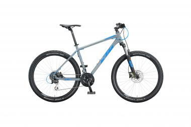 KTM CHICAGO DISC 27 epicgrey matt (blue) 2020