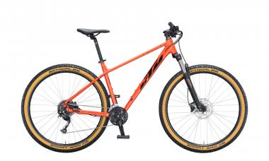 KTM CHICAGO DISC 291 Fire Orange ( Black )  2021 - 29