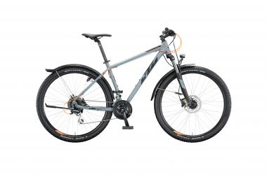 KTM CHICAGO STREET 29 epicgrey matt (black orange) 2020