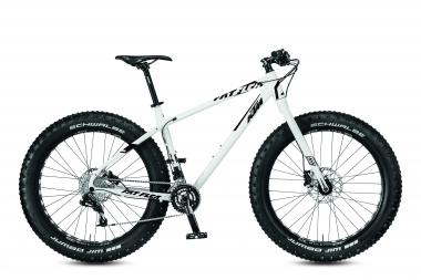 KTM FAT FLEA 20s GX white matt (black) 2017
