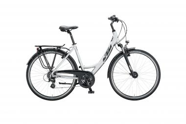 KTM LIFE JOY silver matt (black)