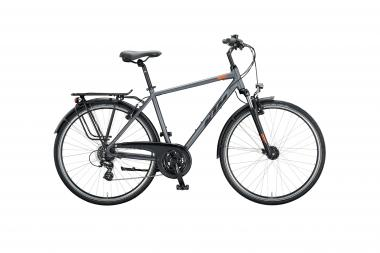 KTM LIFE JOY steelgrey matt (black orange)
