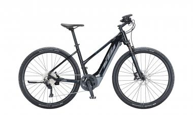 KTM MACINA CROSS 620 Metallic Black ( Grey Blue )  2021 - 625Wh 28
