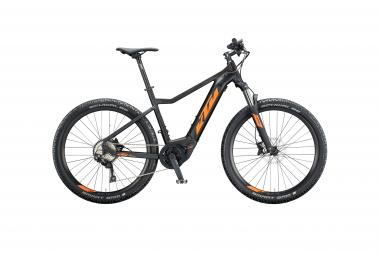 KTM MACINA RACE 271 black matt (orange)