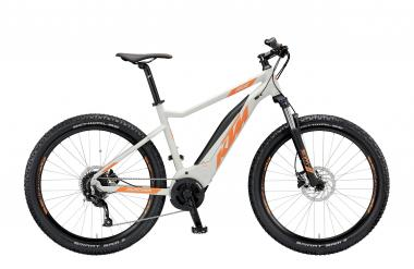 KTM MACINA RIDE 272 lightgrey matt (orange) 2019 - 27.5 -