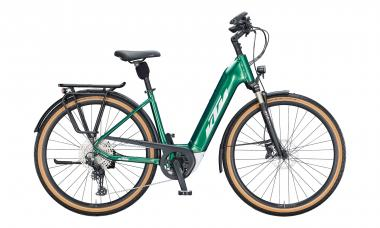 KTM MACINA STYLE 620 Racing Green ( Silver Copper )  2021 - 625Wh 29