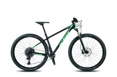 KTM MYROON GLORY 12 -  - black matt (mint coral glsy) 38