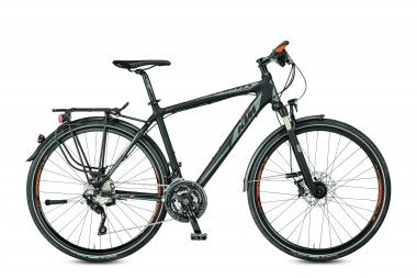 KTM Phonic 30s XT - HE - carbon matt (grey orange) 51