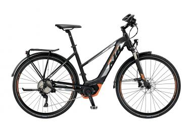 KTM R2R SPORT 10 CX5CO black matt (white orange)