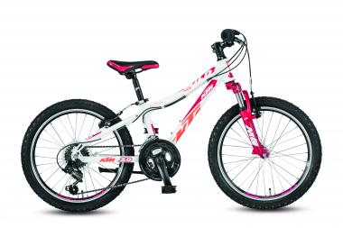 KTM WILD Bee 20.12 12s TY21 white (berry coral) 2017