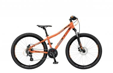 KTM WILD SPEED 26.24 DISC orange (black) 2019 - DISC 24 -