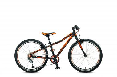 KTM WILD Speed 24.9 Light 9s Acera -  - black matt (orange glossy) 31