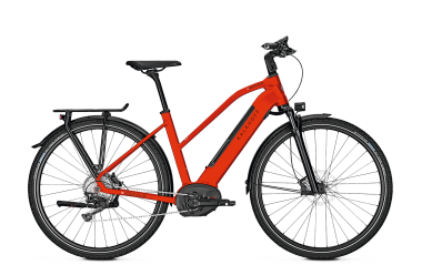 Kalkhoff ENDEAVOUR EXCITE B11 - 28 Trapez Freilauf 500 - firered glossy 48
